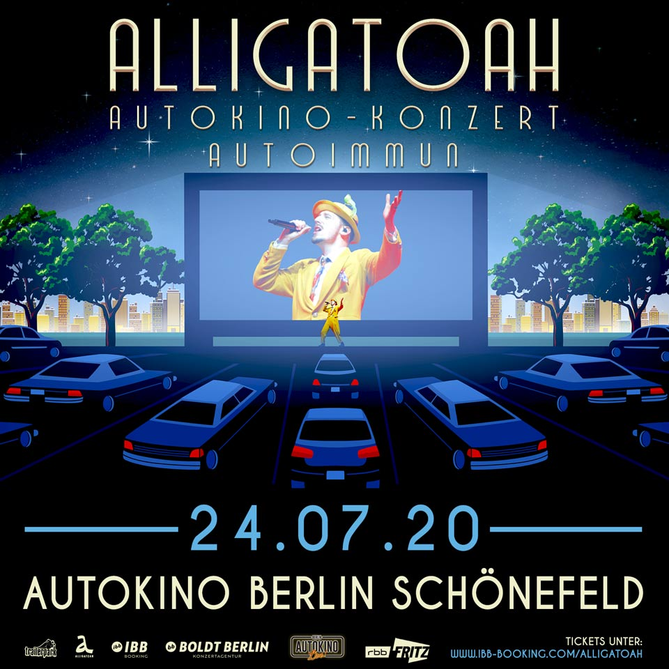 Alligatoah IBB Booking Agentur GmbH