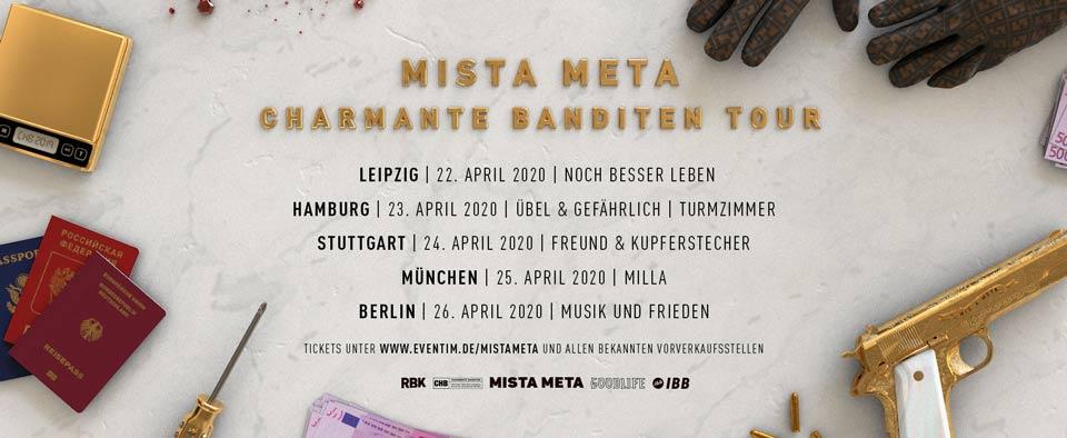 Mista Meta IBB Booking Agentur GmbH