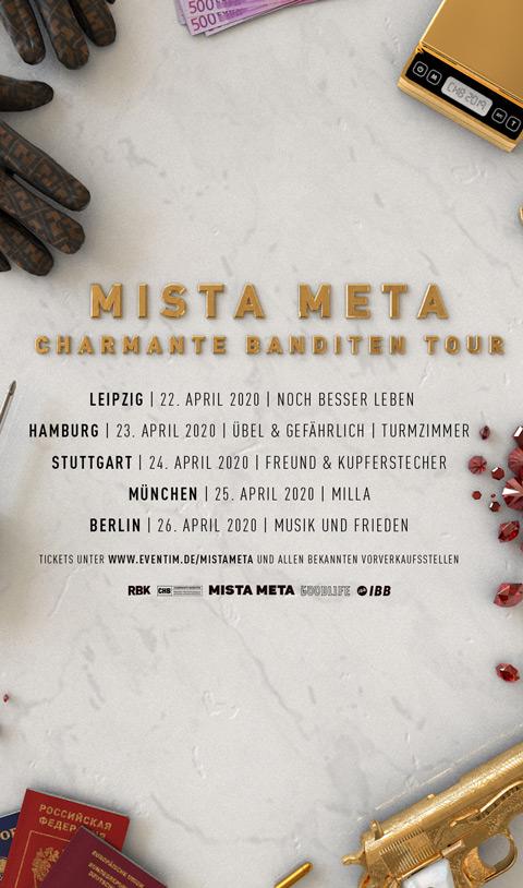 A Million Live GmbH | Mista Meta